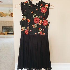Floral Altar'd State Dress